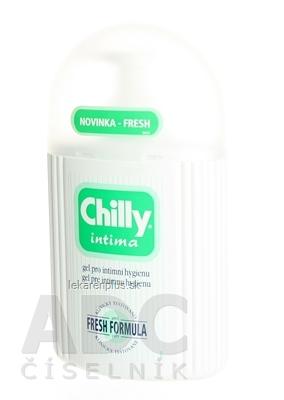 Chilly intima Fresh sap liq 1x200 ml