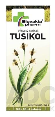 Slovakiapharm TUSIKOL 200 + 50 ml zadarmo (250 ml)