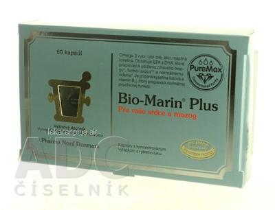 Bio-MARIN PLUS cps 1x60 ks