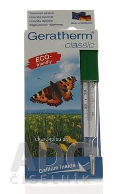 Geratherm Classic teplomer bezortuťový - galinstanový 1x1 ks