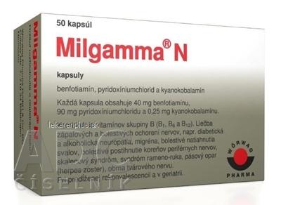MILGAMMA N cps 1x50 ks