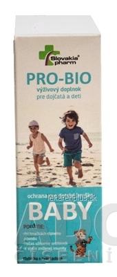 Slovakiapharm PRO-BIO BABY kvapky 1x10 ml