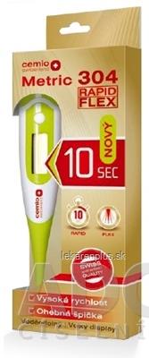 Cemio Metric 304 Rapid Flex Digitálny Teplomer (DT-K111B) 1x1 ks