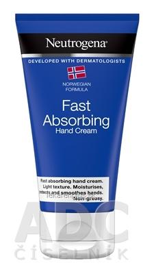 NEUTROGENA Rýchlo sa vstrebávajúci krém na ruky 1x75 ml
