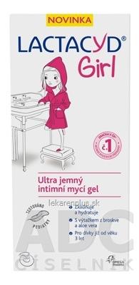 LACTACYD Girl intímny čistiaci gél 1x200 ml
