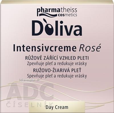 DOLIVA Intenzívny krém ROSÉ denný 1x50 ml