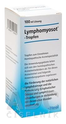 Lymphomyosot gtt por (fľ.skl.hnedá) 1x100 ml