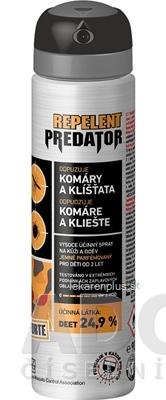 PREDATOR FORTE REPELENT DEET 24,9% sprej 1x90 ml