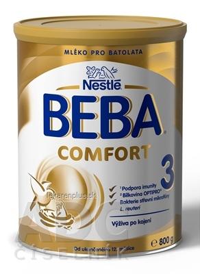 BEBA COMFORT 3 výživa pre batoľatá (od ukonč. 12. mesiaca) 1x800 g
