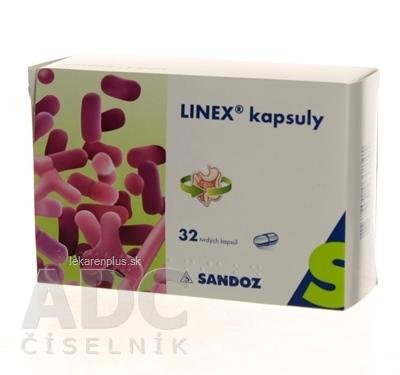 LINEX kapsuly cps dur (blis.Al/Al) 1x32 ks