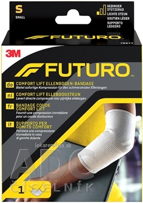 3M FUTURO Comfort bandáž na lakeť veľkosť S, (76577) 1x1 ks
