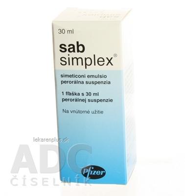 SAB SIMPLEX sus por 1x30 ml