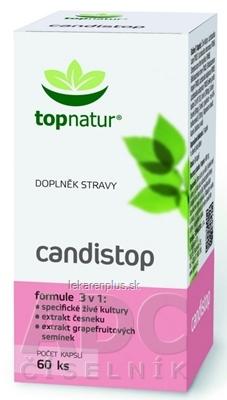topnatur CANDISTOP cps 1x60 ks