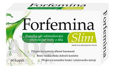 FORFEMINA SLIM cps 1x60 ks