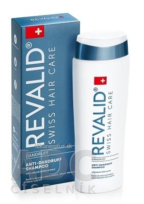 Revalid šampón proti lupinám 1x250 ml
