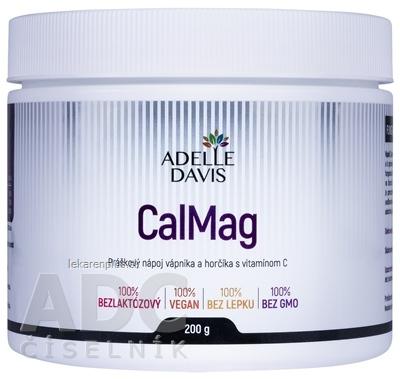 ADELLE DAVIS CalMag s Vitamínom C práškový nápoj 1x200 g