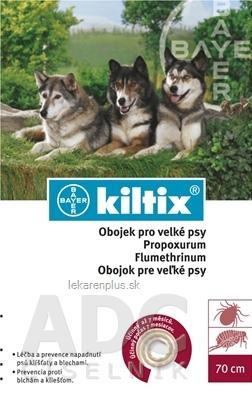 KILTIX obojok pre veľké psy obvod 70 cm, 1x1 ks