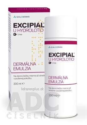 EXCIPIAL U HYDROLOTIO emu der 1x200 ml