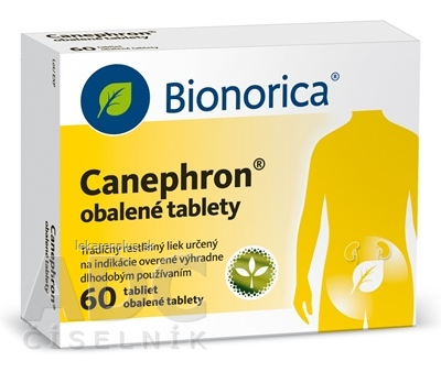 Canephron tbl obd (blis.) 3x20 ks (60 ks)