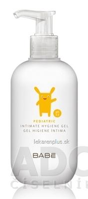 BABÉ DIEŤA Gél na intímnu hygienu (Pediatric Intimate hygiene gel, pH 5,5) 1x200 ml