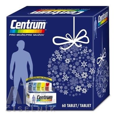 Centrum pre mužov (Vianočné balenie) tbl 1x60 ks