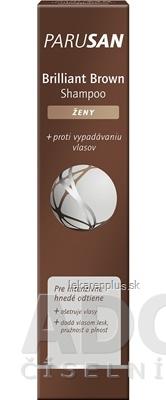 PARUSAN Brilliant Brown Šampón pre ženy 1x200 ml