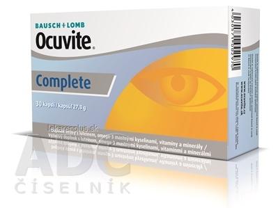 Ocuvite COMPLETE cps 1x30 ks