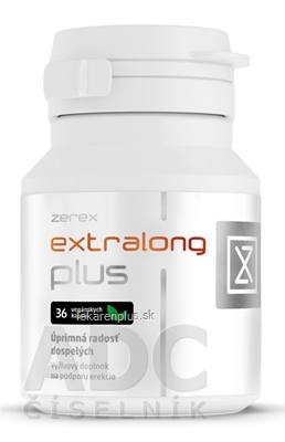 Zerex Extralong PLUS cps 1x36 ks