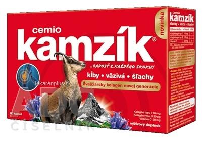 Cemio Kamzík NOVINKA 2013 SK cps 1x60 ks