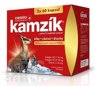 Cemio Kamzík darček 2020 cps 2x60 (120 ks)