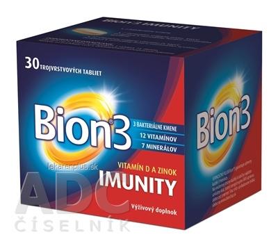 BION 3 IMUNITY tbl 1x30 ks