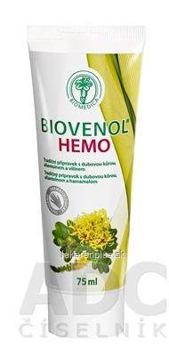 BIOMEDICA BIOVENOL HEMO gél 1x75 ml