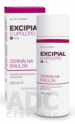 EXCIPIAL U LIPOLOTIO emu der 1x200 ml