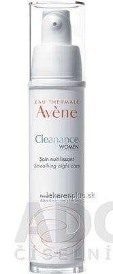 AVENE CLEANANCE Women Soin nuit zjemňujúca nočná starostlivosť 1x30 ml