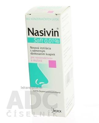 NASIVIN SOFT 0,01 % int nao 1x5 ml