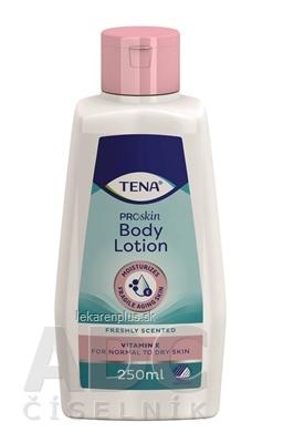 TENA TELOVÉ MLIEKO (Body Lotion) 1x250 ml