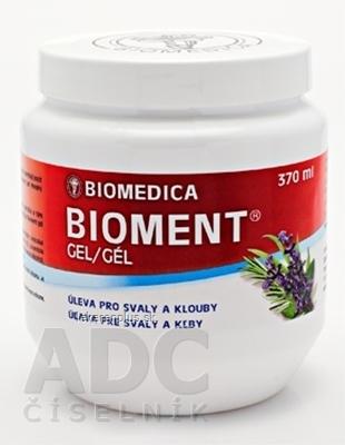 BIOMEDICA BIOMENT GÉL 1x370 ml