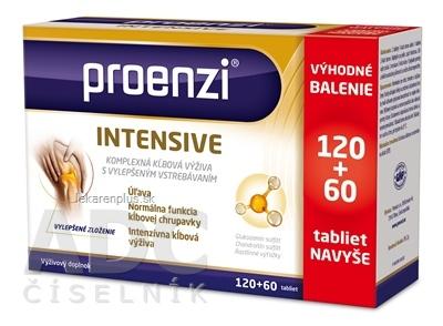 Proenzi Intensive PROMO 2020 tbl 120+60 navyše (180 ks)