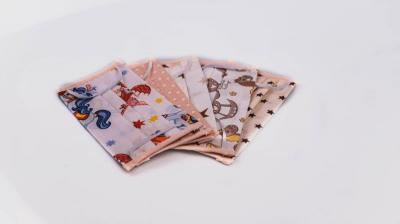 Bavlnené rúška pre deti