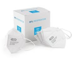 Respirátor FFP2 25ks BTL C-FIT Healthcare