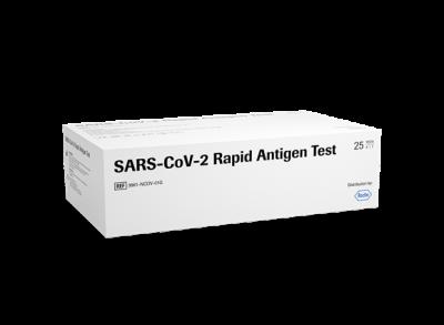 Antigénový rýchlotest  koronavirus Rapid Antigen  SARS CoV-2     10ks