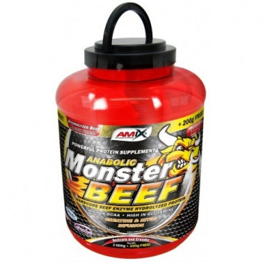 AMIX NUTRITION Anabolic Monster Beef 2,2kg
